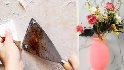Duvardaki delikler nasıl kapatılır? Duvardaki delikler nasıl gizlenmeli?