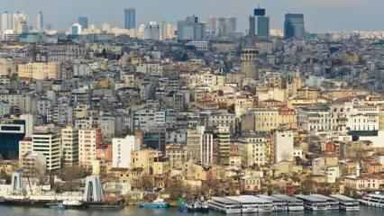 İstanbul'daki deprem toplanma alanları nerelerdir?