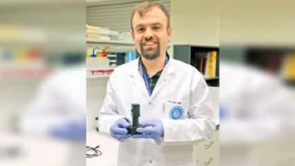 İzmir'de domuz gribini beş dakikada tespit eden cihaz yapıldı