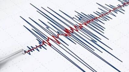 Elazığ'da peş peşe artçı depremler!