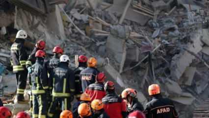 Son dakika: Elazığ'dan acı haber: Can kaybı 41'e yükseldi
