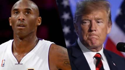 Trump'tan Kobe Bryant'ın ölümüne ilişkin açıklama