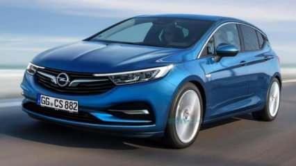 2020 Opel Astra, İnsignia, Combo ve SUV'larda bir indirim daha!