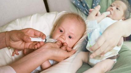 Finger Feeding (Parmakla beslenme) yöntemi nedir? Şırınga ile bebek nasıl beslenir?