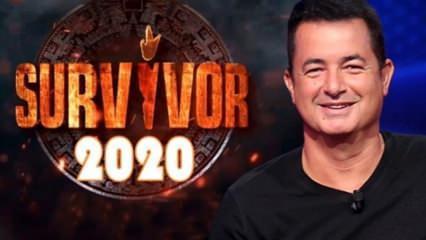 Survivor 2020 başladı! Acun Ilıcalı Survivor'a böyle giriş yaptı...