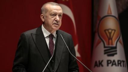 Başkan Erdoğan açıkladı! Esed rejimine ağır darbe!