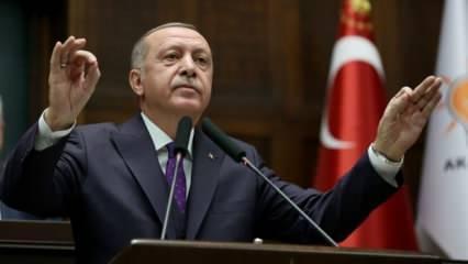 Cumhurbaşkanı Erdoğan'dan İlker Başbuğ'a sert tepki