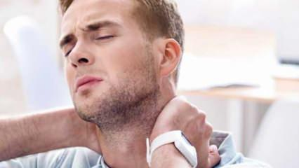Boyun tutulması nasıl geçer? Evde boyun tutulması için tedavi yöntemleri