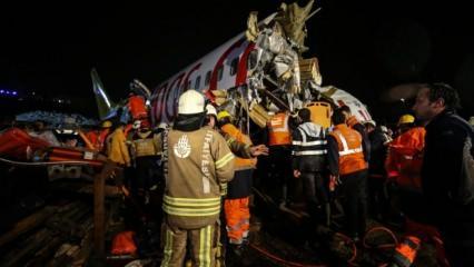 Sabiha'daki uçak kazasının nedeni belli oldu! Bakan'dan son dakika açıklaması