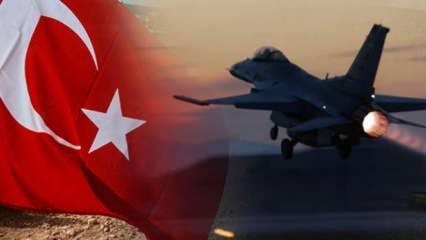 Saldırı sonrası harekat başlatıldı! Erdoğan son dakika açıklama yaptı: F-16'lar vuruyor