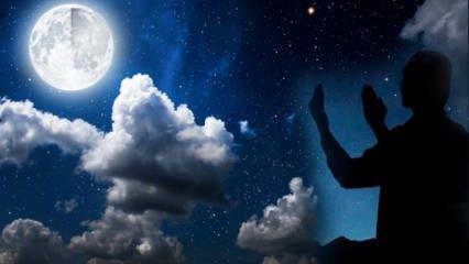 Teheccüd namazı kaç rekat ve nasıl kılınır? Gece namazının fazileti nedir? Vitir namazını...
