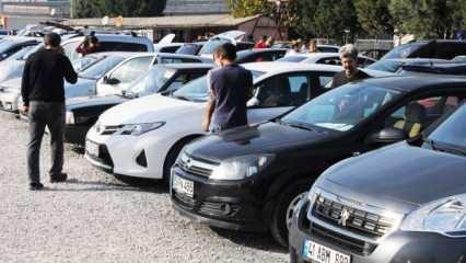 İkinci el otomobil fiyatları neden arttı? Açıklama geldi