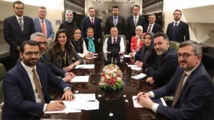 Başkan Erdoğan'dan 'Şehidimiz' cevabı: İnandırıcı değil