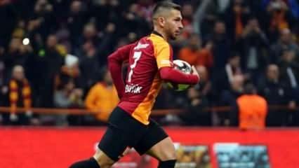 Galatasaray'ın gol yükü Adem Büyük'te!
