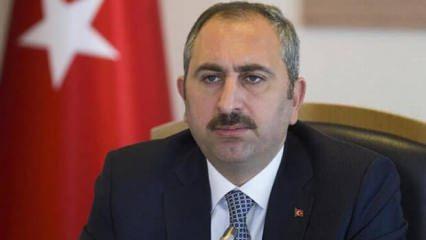 Bakan Gül'den yargı reformu açıklaması