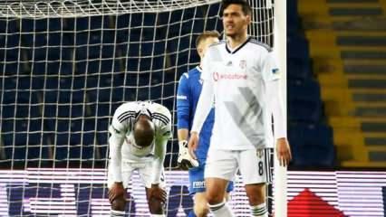 Beşiktaş'ta büyük hüsran! 1995'ten beri ilk kez...