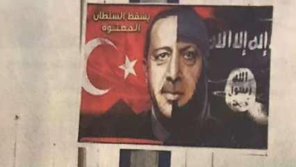 Hafter'den alçak propaganda