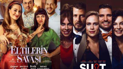 Sinema ve tiyatroda Türkler rekor kırdı!