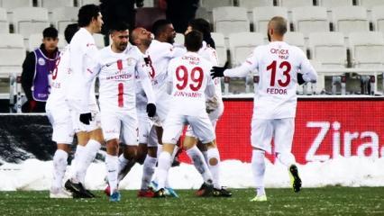 Sivasspor'a kupada büyük şok!