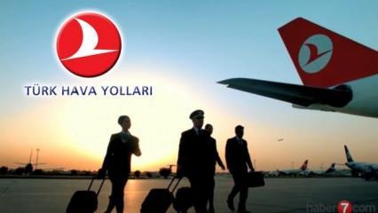 THY personel alımı başvuruları devam ediyor! Türk Hava yolları 2020 başvuru şartları neler?