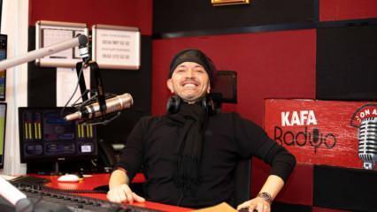 Ünlü radyocu Ceyhun Yılmaz 'Kafa Radyo'ya transfer oldu
