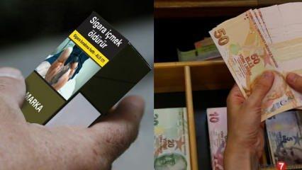 Sigara fiyatlarına ne kadar indirim uygulandı? 2020 Şubat sigara fiyatları ne kadar?