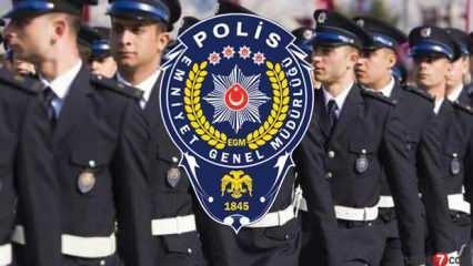 27. dönem polis alımı yapılacak mı? POMEM PÖH 2020 polis alımı başvuru şartları neler?