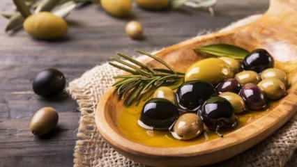 Zeytin ve zeytinyağının hiç bilinmeyen faydaları! Sofralarınızdan eksik etmeyin