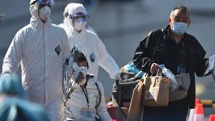 Koronavirüs ülkeyi felç etti: 500 milyon dolar zarar!