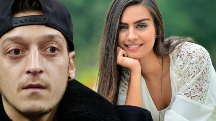 Mesut Özil ve Amine Gülşe'den müjdeli haber! Bebek geliyor...