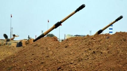 MSB'den son dakika açıklaması: Çok sayıda rejim hedefi imha edildi