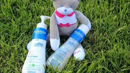 Mustela Gentle Baby Şampuan nasıl kullanılır? Mustela bebek şampuanı kullanıcı yorumları