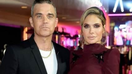 Robbie Williams ve Türk asıllı eşi Ayda Field'ın dördüncü çocuğu dünyaya geldi