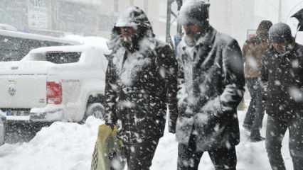 Son Dakika Haberi: Meteoroloji uyarmıştı! Hayat resmen durma noktasına geldi
