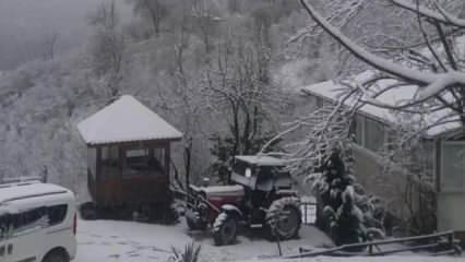 Son Dakika Haberi: Meteoroloji'den kar, yağmur, sel ve çığ uyarısı!