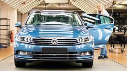 Son dakika haberi... Dünya devi Volkswagen'den yeni Türkiye hamlesi! Tahsis yaptırdı