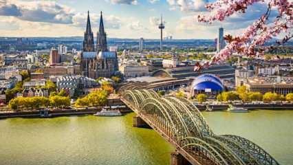Almanya'da nereler gezilir? Almanya'da gezilecek şehirler