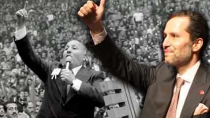 Fatih Erbakan: Erbakan demek bereket demektir