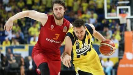 Fenerbahçe derbide Galatasaray'I konuk edecek