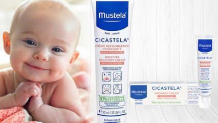 Mustela Cicastela Onarıcı Bakım Kremi nasıl kullanılır? Mustela krem ne işe yarar?