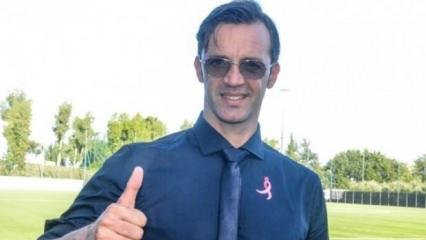Nicola Legrottaglie: 'Beşiktaş'a gidiyordum'