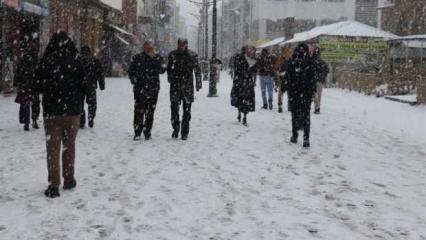 Son dakika haberi: Güneşe aldanmayın! Sağanak ve kar geliyor