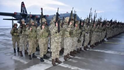 Tabur kaç kişi? Türk Silahları Kuvvetleri biriminde tabur kaç askerden oluşuyor ?
