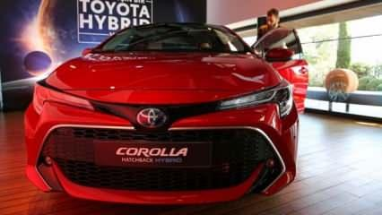 Toyota'da yeni Mart kapmanyası