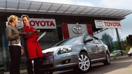 Toyota'dan yeni karar! Sadece iki kişi olacak
