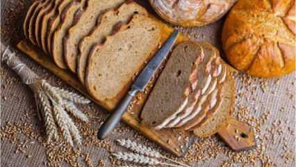 Ekmeğin içinde katkı maddesi olmadığını nasıl anlarız?