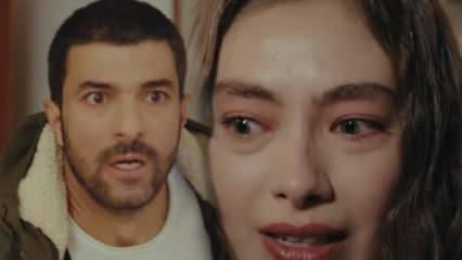 Sefirin Kızı 12.bölüm 2.fragmanı: Gözyaşları sel oldu! Herkes bu sahneye kilitlendi...