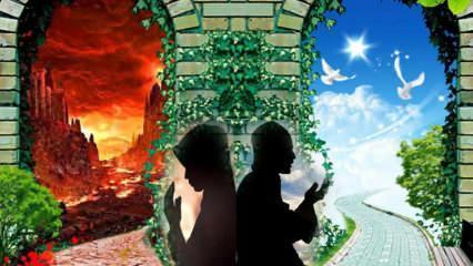 Cennete götüren faziletli zikir ve dualar! Cennetin 8 kapısı nasıl açılır? Kuran'da cennet...