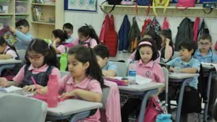 27  Mart Cuma İlkokul  EBA TV ders programı