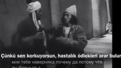 Bir Özbek filmi: İbn-i Sina'dan veba salgını hakkında kıymetli öğütler